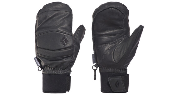 Black Diamond Spark Mitt Gunmetal